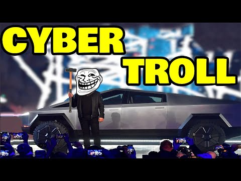 Cybertruck: Impressions from The biggest Tesla Troll