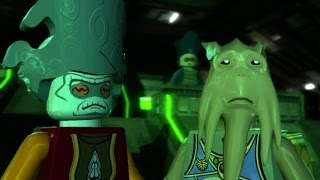 LEGO Star Wars III: The Clone Wars Walkthrough - Part 1 - Geonosian Arena