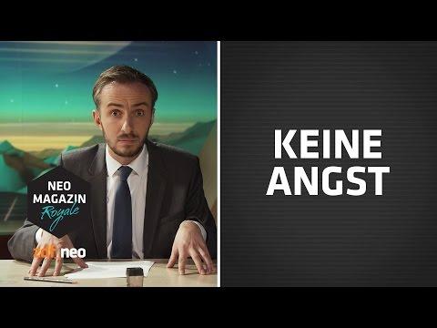 Keine Panik, Ihr Thomas de Maizière | NEO MAGAZIN ROYALE mit Jan Böhmermann - ZDFneo