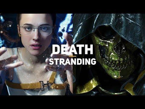 Блин, ну они мне опять ребёнка перепугали! Death Stranding — Обзор