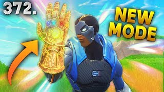 *NEW MODE* THANOS BEST PLAYS..!! Fortnite Daily Best Moments Ep.372 Fortnite Royale Funny Moments