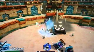 BRR Playing Skylanders Trap Team: Chapter 16 - The Golden Desert Part 2