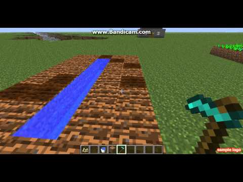 How To Plant Pumpkins Or Melons On Minecraft