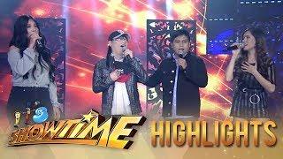 April Boy Regino, Noven Belleza and Bukang Liwayway throwback performance | It's Showtime