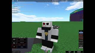 Roblox BYM armor Fight(UT SansVs X-Tale Sans! and more armor battle)
