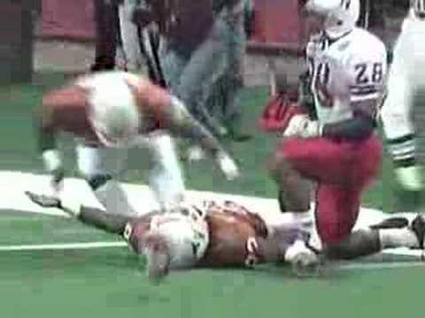 Roll Left - 1996 Texas Longhorns Big XII Championship