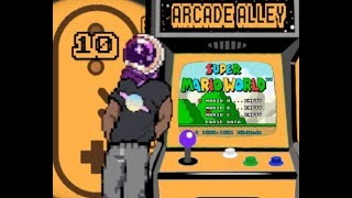 ANY DAY NOW... - Super Mario World Ep. 10 - Arcade Alley