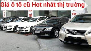 Cập nhật kho xe ôtô cũ Hot nhất 4/2019| Thiện Nguyễn