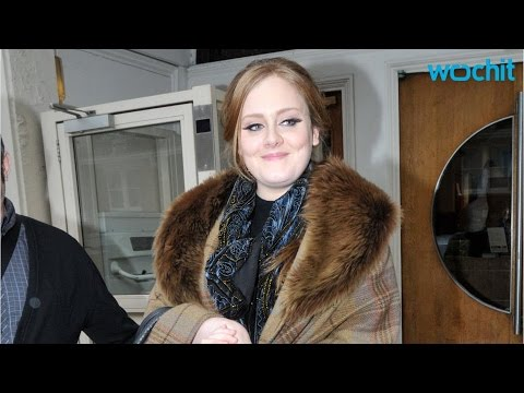 Adele Finds 'Hello' SNL Skit HIlarious