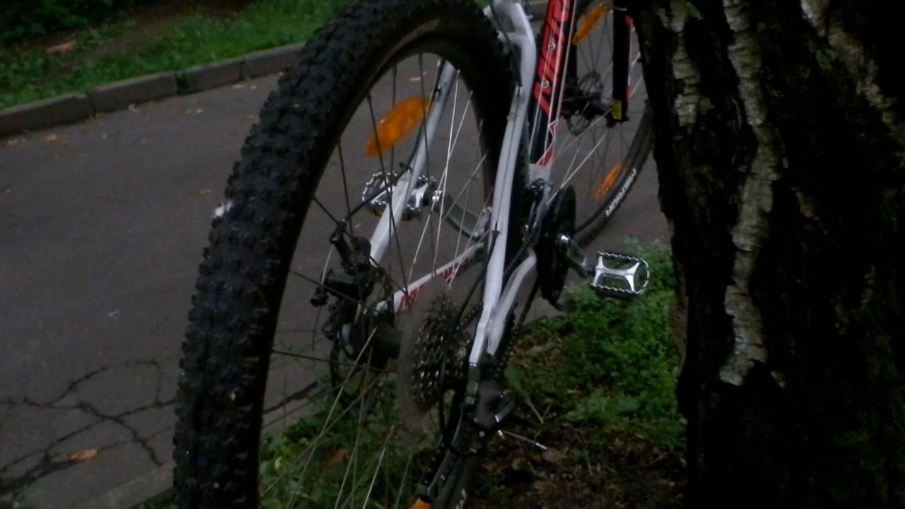 Обзор велосипеда Merida Big.Seven 300 (2015) - YouTube