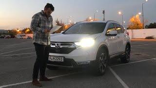 2018 Honda CR-V 4WD Lifestyle Fahrbericht | Hybrid oder 1.5 V-TEC? Vergleich | Review | Kaufberatung