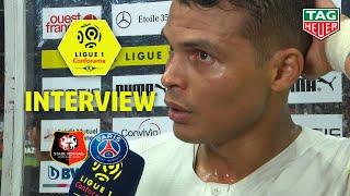Interview de fin de match :Stade Rennais FC - Paris Saint-Germain ( 2-1 ) / 2019-20