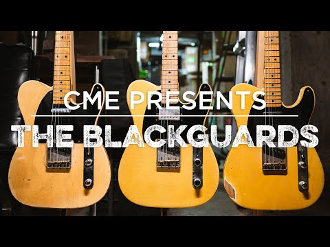 Three genuine '50s blackguard Fenders are now available at Chicago Music Exchange | Guitarworld