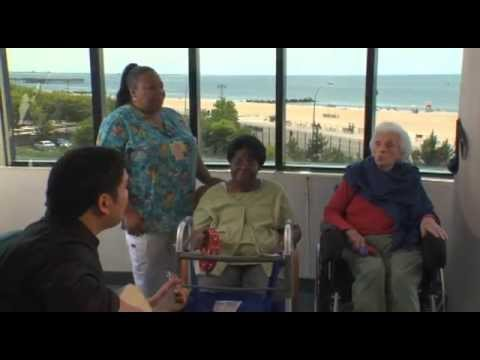 Mjhs Dementia Care Music Therapy Youtube