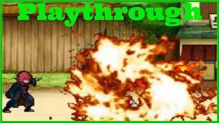Karin Playthrough - Short Version - Bleach vs Naruto 2.5