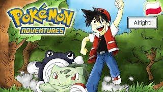 Animacja Pokémon Adventures Manga 3 Animation [PL DUB]