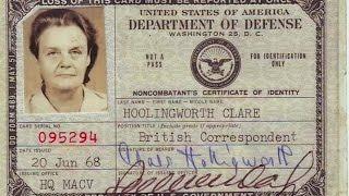 Известная журналистка Клэр Холлингворт скончалась в возрасте 105 лет