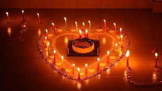 contoh vidio kejutan lilin romantis