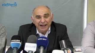 Ο υποψήφιος περιφερειάρχης Πελοποννήσου Γιάννης Μπουντρούκας στην Καλαμάτα
