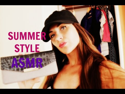 ♥ ❤  STR Channel 1 Year Old :) Summer Season Personal Stylist RolePlay ASMR