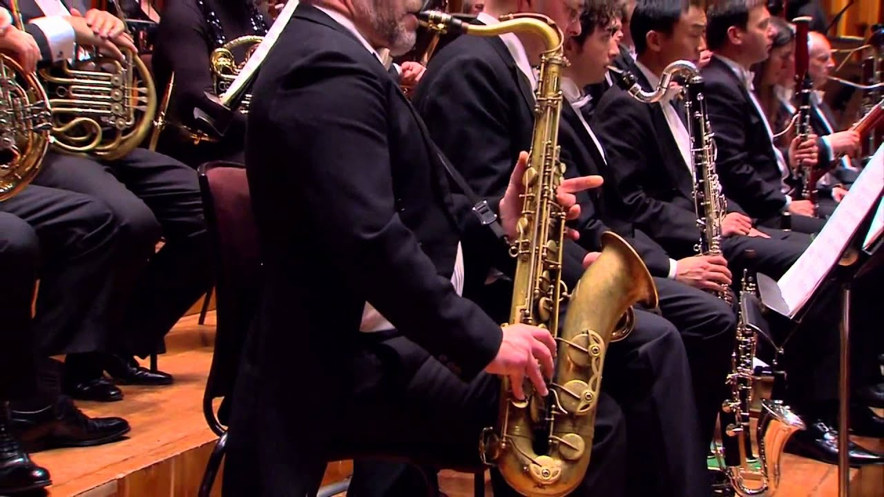 The joy of sax: the 10 best orchestral saxophones | Music