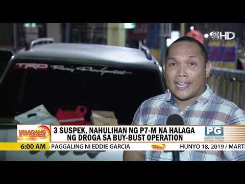 P6.8-M shabu nasamsam sa Mandaluyong; 3 miyembro arestado | UKG