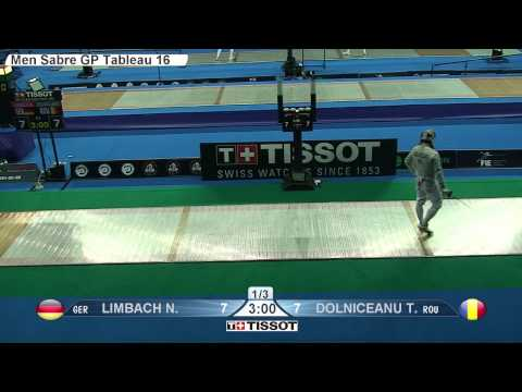 Moscow 2015 MS GP T16 05 green Dolniceanu T ROU vs Limbach N GER