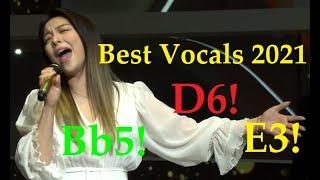 Ailee - 에일리 - Best Vocals 2021