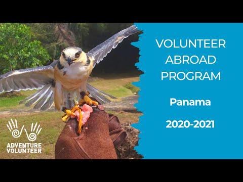 Adventure Volunteer in Panama