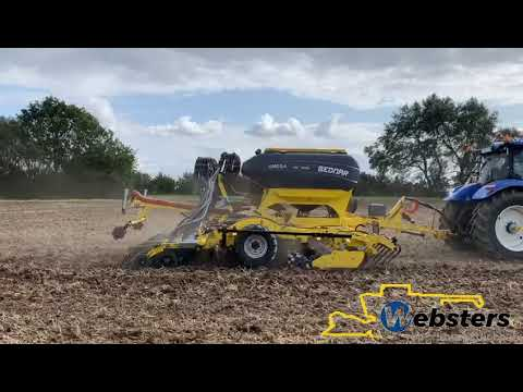Bednar Omega Seed Drill