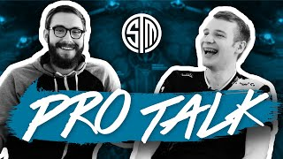 TSM Bjergsen and G2 Jankos discuss MSI predictions and which region is stronger - Pro Talk