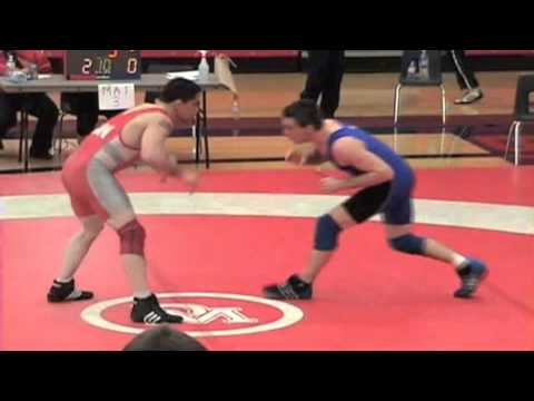 2010 Brock Open: 68 kg Ryan Lue vs. Josh Dawson