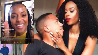The Video Of Nonhle Jali That Went Viral and Baby Mama Responded