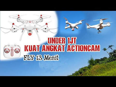 Syma X8SW drone Under 1jt Angkat Action Cam