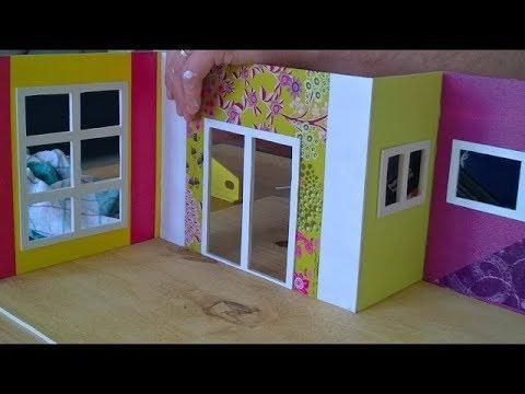 Construire sa maison playmobil playmobil house diy youtube - Construire une maison jumelee ...