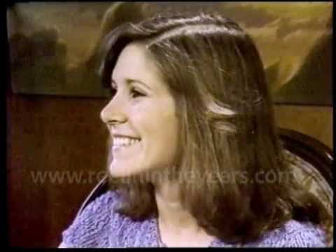 Carrie Fisher Interview 1980 (Empire Strikes Back) Brian Linehan's City Lights