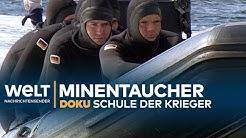MINENTAUCHER - Kampf unter Wasser   Schule der Krieger Doku - TV Klassiker
