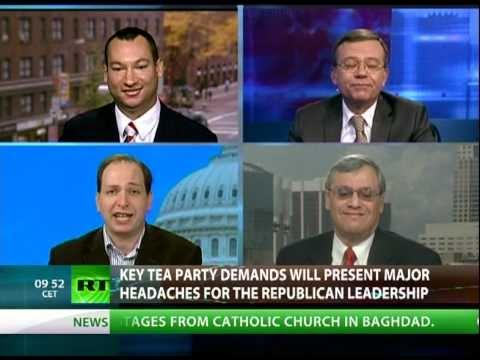 CrossTalk: Tea Party Boiling Point