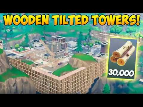 how to build radar towers in fortnite