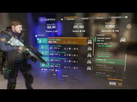 The Division Tips and Tricks 1 AMMO CAPACITY DOUBLED
