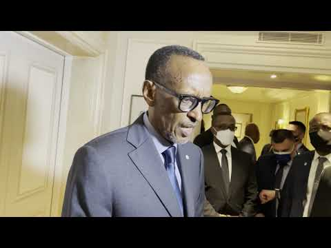 Ce que pense le Rwanda de l'État de siège en RDC