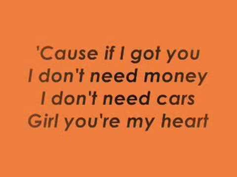 With You - Chris Brown (With Lyrics)