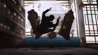 TRAILER HD Avatar: A lenda de Korra (The Last Airbender Legend of Korra) Oficial