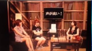 西川貴教のイエノミ!! 第23夜より抜粋 アイドルあるあるとして、声の高...