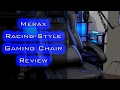 Merax Racing Style Gaming Chair Review