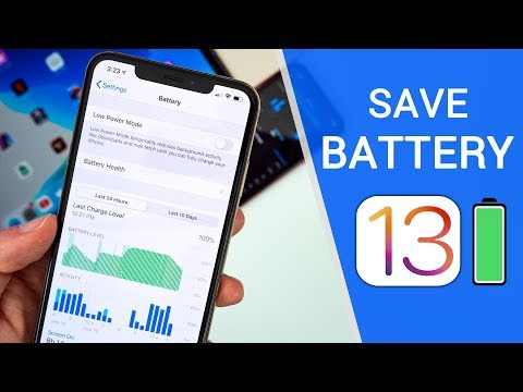 25+ Tips to Improve iOS 13 Battery Life!