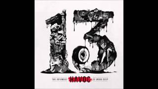 """Havoc of Mobb Deep - Gone - The """"13"""" Album"""