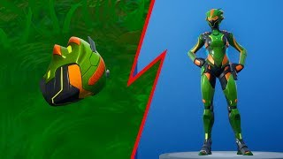 HOW TO GET CASCO PHASE REX OF SINGULARITY - STYLE LOCATION - FORTNITE