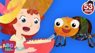 Little Miss Muffet + More Nursery Rhymes & Kids Songs - CoComelon