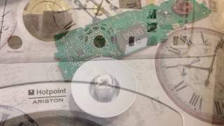 Переключатель программ ARISTON АРИСТОН ремонт. Как отремонтировать, заменить ручку выбора программ.